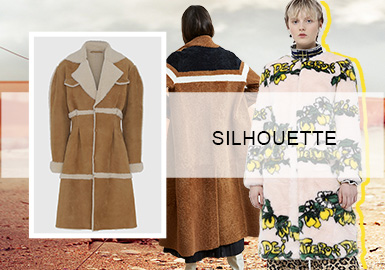 Unbounded Elegance- The Silhouette Trend for Women's Fur Overcoats