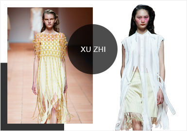 In the Bloom of Youth- The Catwalk Analysis of XU ZHI Womenswear