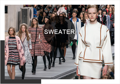 Details- The Comprehensive Analysis of Women's Knitwear in Paris/ Milan Fashion Weeks