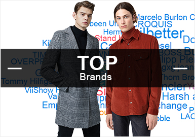Business Brands in the Third Quarter- TOP 10 Menswear