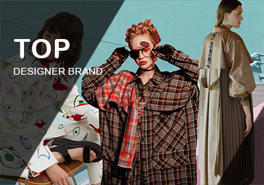 Designer Brands in the Third Quarter- TOP 10 Womenswear