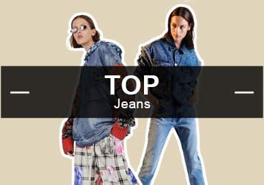 Denim -- The TOP List of Womenswear