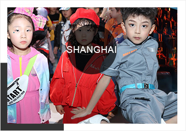 Fashionable Kids- The Comprehensive Catwalk Analysis of Kidswear in Shanghai Fashion Week