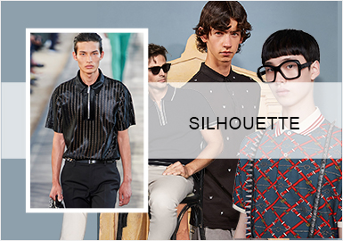 New Business- The Silhouette Trend for Men's POLO Shirts