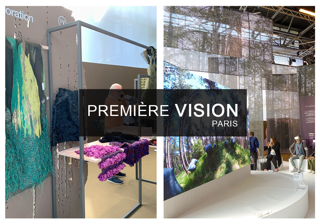 Digital Ecology- The Comprehensive Analysis of Thematic Fabrics in Première Vision Paris