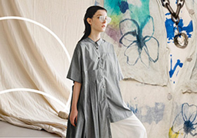 Gifts of The Nature- The Fabric Trend of Environmentally-friendly Cotton & Linen for Womenswear