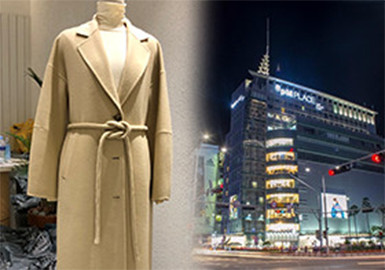 Warm Feel- The Comprehensive Analysis of Womenswear in Korean Markets