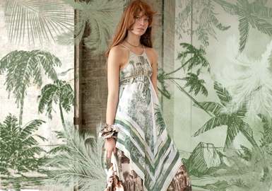 Seychelles Sunlight Jungle- The Pattern Trend for Womenswear
