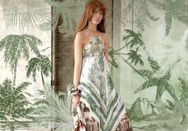 Seychelles Sunlight Jungle- The Pattern Trend for Womenswear