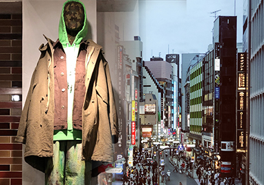The Extreme Refinement -- The Comprehensive Analysis of Japanese Retail Markets