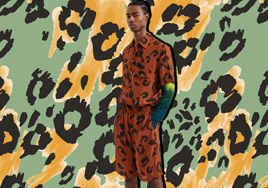 Fashionable Leopard Prints -- The Pattern Trend for Menswear
