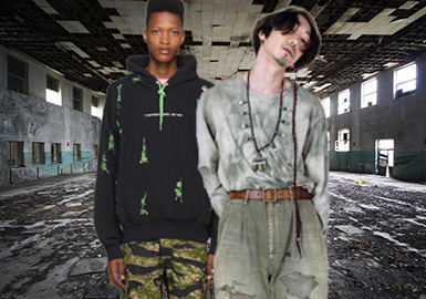 Rebirth -- The Craft Trend for Menswear