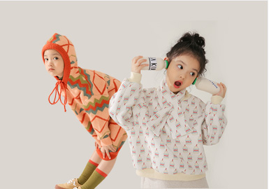 Playful and Lovely Girls -- SASAKIDS The Benchmark Brand of Kidswear