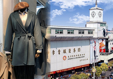 Emerging Elements -- The Comprehensive Analysis of Womenswear at Hangzhou Market
