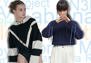 Recommended Brands of The Year -- The TOP List of Women's Knitwear Designer Brands
