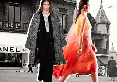 Back to 31 Rue Cambon -- The Analysis of Chanel Womenswear