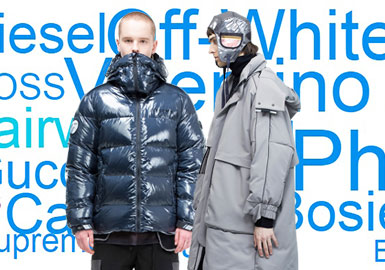 The Analysis of TOP 20 Brands of Men's Pufffa Jackets in 2019