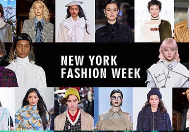 Decoding The Highlights -- The Comprehensive Analysis of New York Fashion Week Womenswear