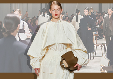 Minimalist Beauty of Purity -- The Catwalk Analysis of Jil Sander Womenswear