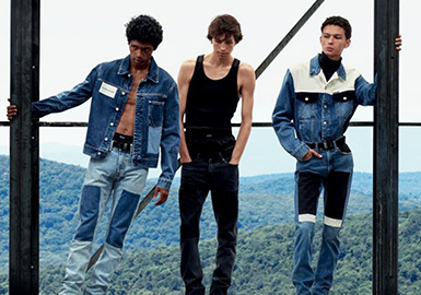 Truck Jackets -- The Silhouette Trend for Men's Denim Jackets