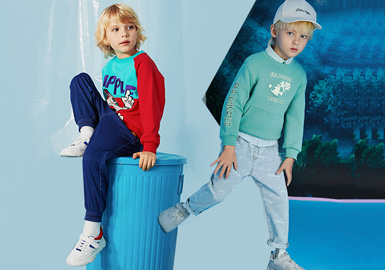 Fashionable Sweatshirts -- The Comprehensive Analysis of Boys' Sweatshirts from Benchmark Brands