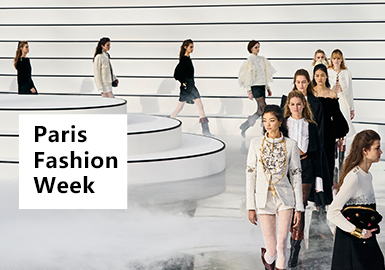 Releasing Female Power -- The Comprehensive Analysis of Paris Fashion Week