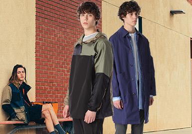 Modern Minimalism -- SOPHNET. The Menswear Designer Brand