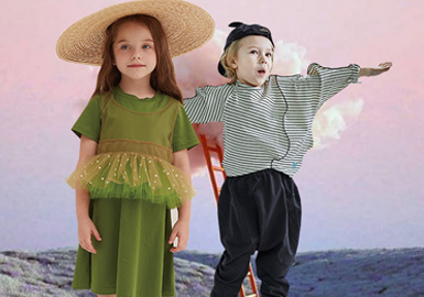 Continuing The Fashion -- The Comprehensive Analysis of Kidswear Designer Brands