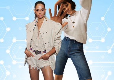 Denim -- The TOP List of Womenswear