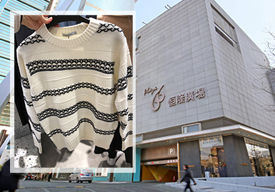Light Business -- The Comprehensive Analysis of Men's Knitwear in Shanghai Retail Markets