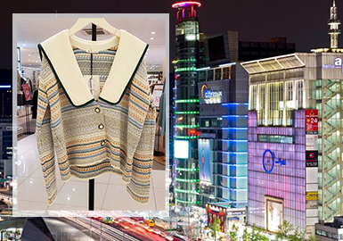 Energetic Seoul -- The Comprehensive Analysis of Women's Knitwear in Korean Retail Markets