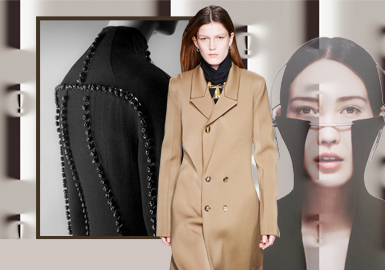 Minimalism -- The Cutting Craft Trend for Women's Overcoats