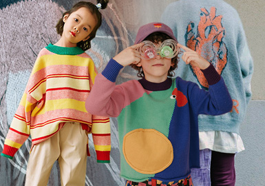 The Art of Knitting -- The Craft Trend for Kids' Knitwear
