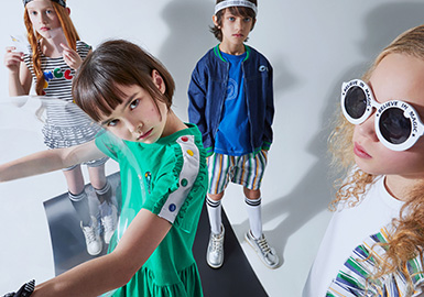 Loving British Creativity -- Loud Apparel The Kidswear Benchmark Brand