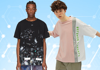 T-shirts -- The TOP List of Menswear