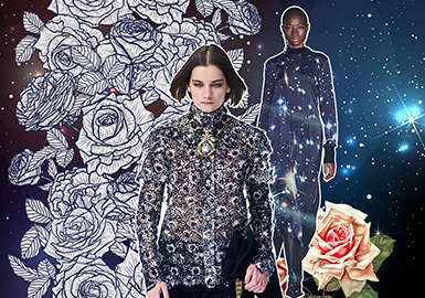 The Comprehensive Analysis of A/W 20/21 Womenswear Catwalks -- The Pattern Trend for Womenswear