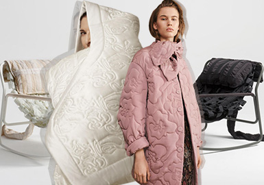 Fancy Producing -- The Quilting Fabric Trend for Women's Puffa Jackets