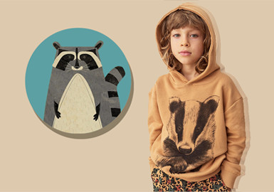 Hello, Raccoon -- The Pattern Trend for Kidswear