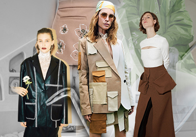 Pockets -- The Craft Detail Trend for Womenswear