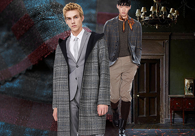 Retro and Leisure-luxe -- The Fabric Trend for Men's Wool