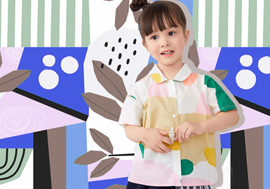 Casual Color Blocks -- The Pattern Trend for Kidswear