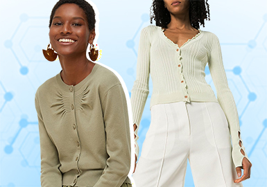 Cardigan -- The TOP List of Women's Knitwear