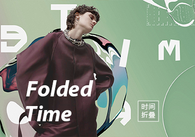 Folded Time -- A/W 21/22 Theme Trend