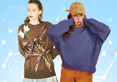 Sweatshirts -- The TOP List of Womenswear