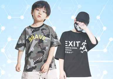 T-shirts -- The TOP List of Boys' Wear