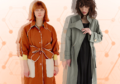 Trench Coats -- The TOP List of Womenswear