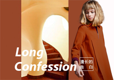 Long Confession -- A/W 21/22 Theme Trend for Kidswear