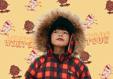 Winter Traveler -- Tinycottons The Kidswear Designer Brand