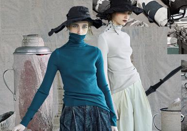 Swordswomen -- RIZHUO The Designer Brand of Women's Knitwear