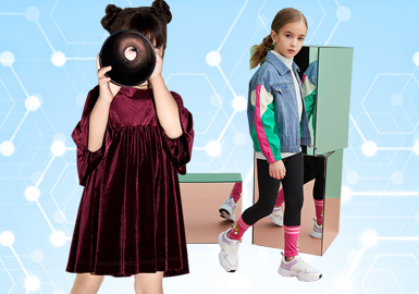 Data Reflects Fashion -- The Comprehensive Analysis of Girls' Wear Benchmark Brands
